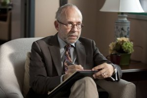 "Bob Balaban as a psychotherapist in episode 8 of Season 2 of ""Girls"" series. Gotta love Bob."