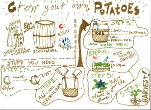 My doodly how-to instructions. Make sure to read the article as well, if you want to have any chances of success.