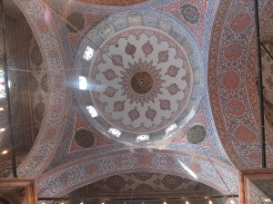 Blue Mosque, Dome