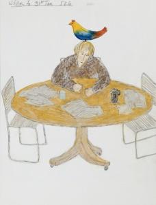 Bobby Baker's visual diary