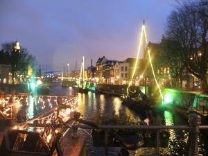 Somewhere between R'dam and Schiedam.