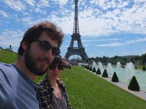 First stop: Paris