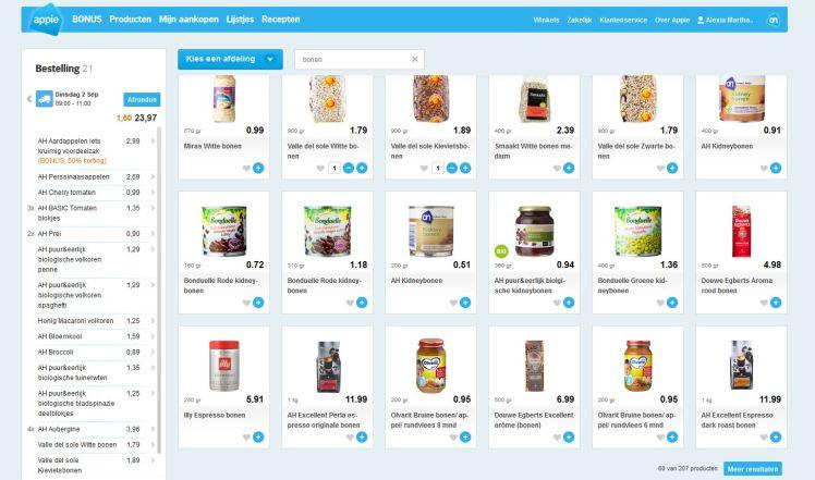 Albert Heijn Online Shopping