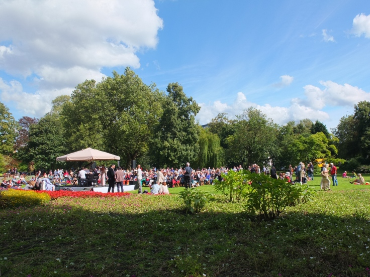 Day of Romantic Music at Het Park