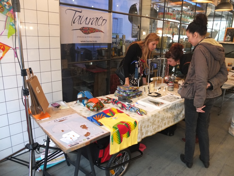 Fair trade African accessories